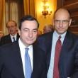 """Enrico Letta: """"Io candidato a Presidenza Ue? Impossibile, c'è già Draghi"""""""