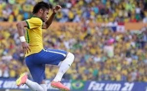 Mondiali Brasile 2014, quattro favorite ma in pole c'è Brasile