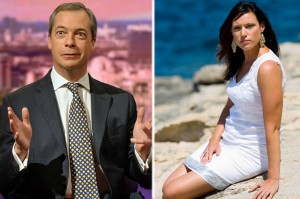 "Gb, ""Annabelle Fuller amante di Nigel Farage"": ex addetta stampa tenta suicidio"