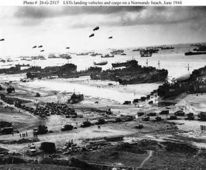 Lo sbarco alleato in Normandia