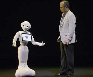 Meet Pepper: il primo robot capace di leggere le emozioni umane