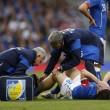 Riccardo Montolivo, frattura alla tibia. Salterà i Mondiali (VIDEO)