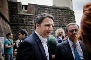 Guarda la versione ingrandita di Matteo Renzi (LaPresse)