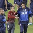 Balotelli, Bonucci e De Rossi, rissa nell'intervallo di Italia-Uruguay 1
