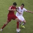 Spagna-Cile 0-2: FOTO, tabellino e pagelle. I gol di Vargas e Aranguiz, la disfatta spagnola