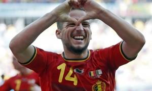 Video gol e pagelle. Belgio-Algeria 2-1: Mertens stella dei Mondiali