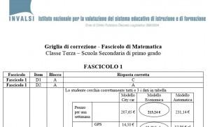 Invalsi 2014, esame terza media: soluzioni matematica (FOTO)