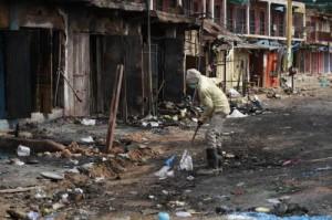 Nigeria, attentato Boko Haram: bomba nello stadio di Mubi: 40 morti
