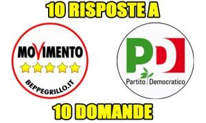 """Riforme, Beppe Grillo risponde: """"10 sì al Pd"""". Scritti sul blog ma...con 10 clausole"""