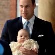 Principe George compie un anno: le nuove foto con mamma Kate e papà William07