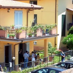 Perugia, sparatoria Ponte Valleceppi: bimbo ferito era in braccio alla madre