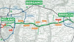 Autostrada Brebemi da 1,6 miliardi, ma non ha nemmeno un distributore