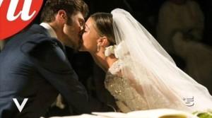 Belen Rodriguez, l'abito da sposa ancora non è stato pagato