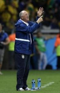 "Mondiali, Scolari: ""Chiedo scusa a tutto popolo Brasile"""