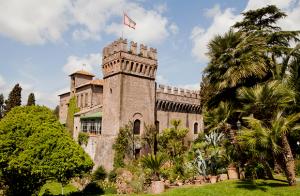 Il castello di Tor Crescenza