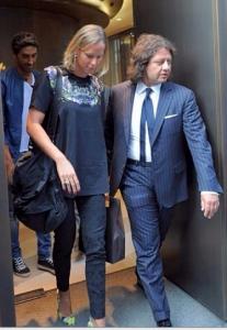 Federica Pellegrini e Filippo Magnini da Damiani: nozze in vista?