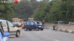 Roma, incidente sulla Cassia Bis: un morto e 5 feriti (video)