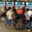 Zingari prestigiatori del furto, ecco l'esercito che invade il metrò a Roma01