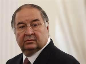 Il miliardario Alisher Usmanov amico di Putin