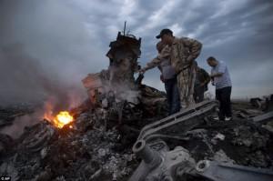aereo malaysia abbattuto