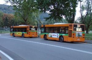 Atb con Google Maps per calcolare percorsi di bus e tram a Bergamo