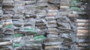 Gioia Tauro, sequestrati 85 kg di cocaina in container dal Cile