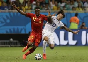 Belgio-Usa 2-1. Highlights video gol, pagelle e FOTO Mondiali ottavi