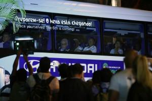 Mondiali, 4 tifosi colombiani aggrediti a pugni e calci a Belo Horizonte