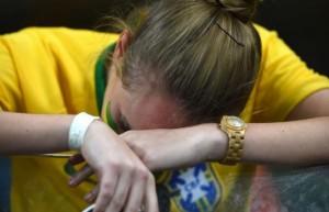 "Brasile-Germania, ""humilhacao historica"", vergogna nel paese del futbol"
