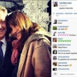Nicolas Sarkozy e Carla Bruni: foto Instagram e tweet prima del fermo