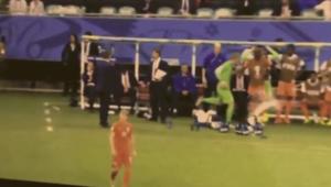 Olanda-Costa Rica, la reazione di Cillessen dopo il cambio con Krul (VIDEO)