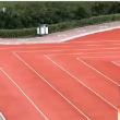 Cina, la pista di atletica rettangolare05