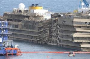 Costa Concordia, slitta a martedì la partenza per Genova