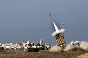Il lanciamissili Iron Dome di Israele