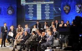 Calendario Serie A 2014-2015, sorteggio il 28 luglio: diretta su Sky