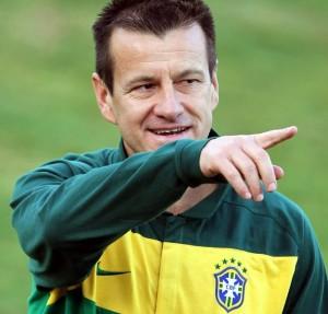 Carlos Dunga nuovo ct del Brasile dopo le dimissioni di Felipe Scolari