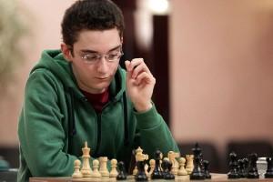Scacchi: l'italoamericano Fabiano Caruana sbanca a Dortmund. E' il n.3 al mondo