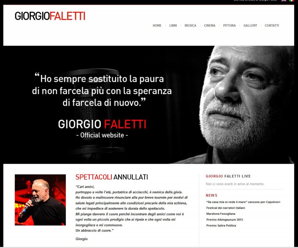 """Giorgio Faletti morto, ultimo messaggio: """"Cari amici, età nemica della gioia01 - faletti3-1024x850"""