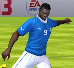 Fifa 2015, Balotelli bizzoso come quello reale VIDEO