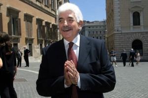 Giuseppe Tesauro nuovo presidenze della Consulta