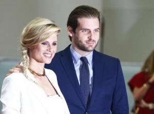Michelle Hunziker e Tommaso Trussardi derubati a Forte dei Marmi