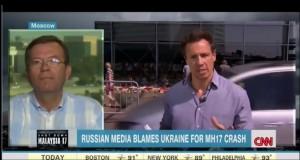 Aereo abbattuto, lite tra giornalisti Cnn e Russia Today: Cuomo vs Lavelle VIDEO