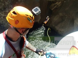 Marco Maccabei muore trascinato da corrente mentre fa canyoning in val Zemola