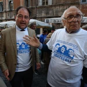 """Marco Pannella """"deve sospendere lo sciopero della fame"""": sos dei medici"""