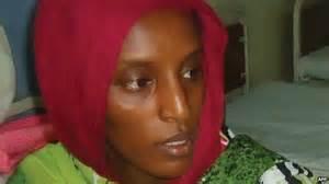"""Meriam Yehya Ibrahim: """"Ho partorito in catene, mia figlia forse non camminerà"""""""