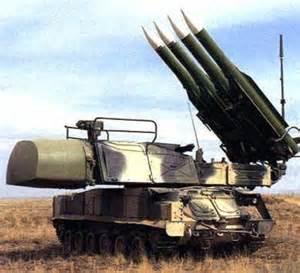 Missili angtiaerei russi SA-11