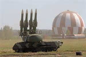 Missili russi M2 in Ucraina