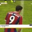 Bayern Monaco, Robert Lewandowski debutta con gol VIDEO