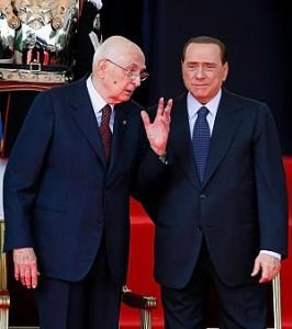 """Berlusconi: """"La grazia? Non la voglio e non serve"""". Napolitano ha detto già no"""