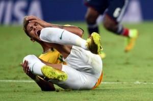 Mondiali, Brasile in semifinale ma senza Neymar e Thiago Silva